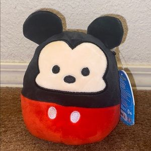 "NWT 5"" Mickey Mouse Squishmallow"